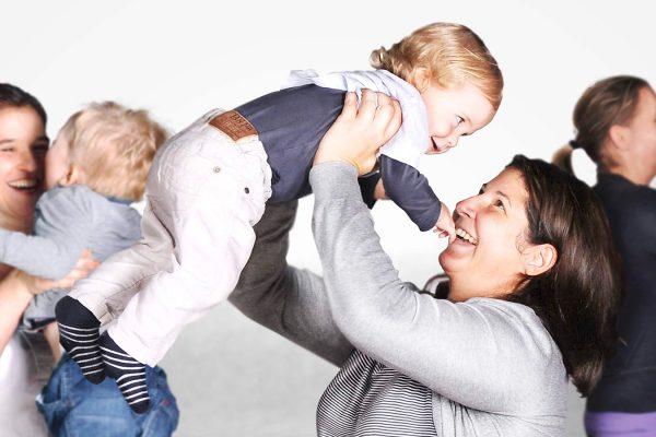 Kolibri Fitness Mama & Kind
