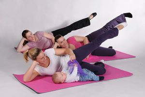 Neuer Kurs Mama Fit - online